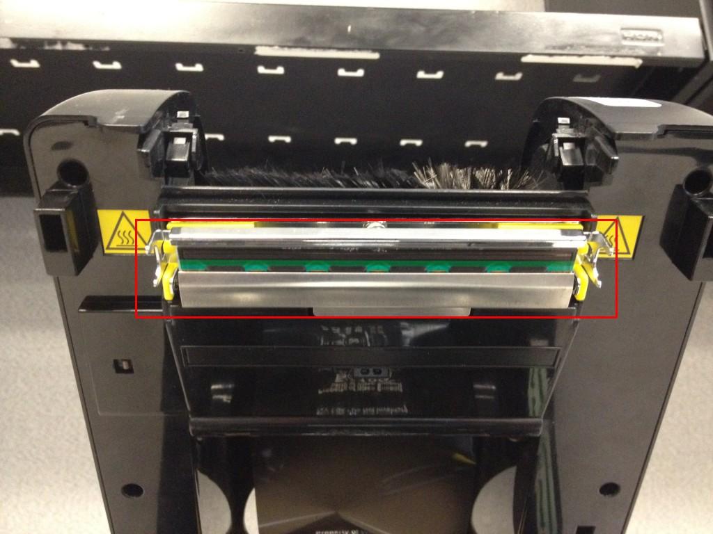 WPL305 Print Head